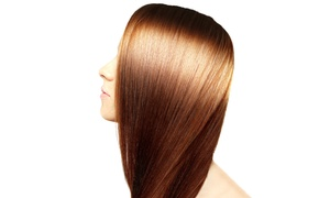 J Renee A Salon: Haircut with Conditioning Treatment or Partial Foil Highlights at J Renee A Salon (Up to 51% Off)