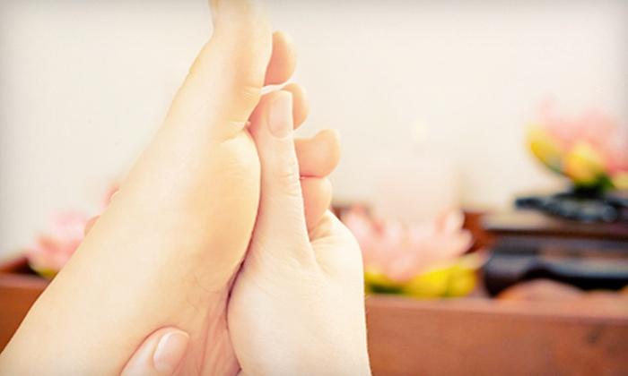 Foot Solutions of Estero - Estero: 30- or 60-Minute Reflexology Session at Foot Solutions of Estero (Up to 54% Off)