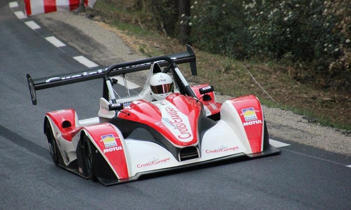 GSP PILOTAGE - Circuito Internazionale Il Sagittario: Fino a 3 giri di pista su monoposto Formula Renault 2.0 e video con camera car da GSP Pilotage (sconto fino a 73%)