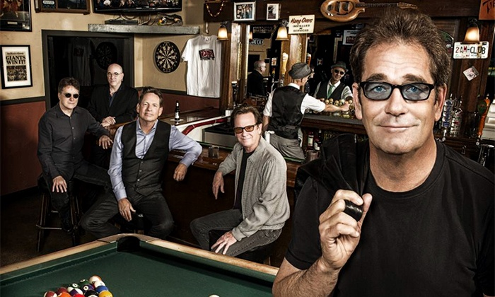Huey Lewis and the News - Portsmouth Pavilion: Huey Lewis and the News at nTelos Wireless Pavilion on Tuesday, June 16, at 7:30 p.m. (Up to 61% Off)