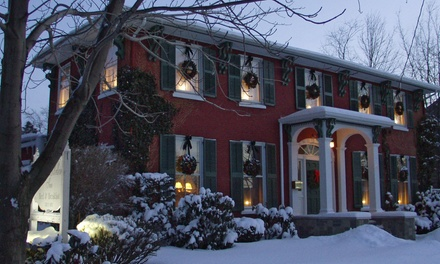 2-Night Stay with Wine, Craft Beer, or Spirits-Tasting Package for Two at Grape Arbor Bed & Breakfast in North East, PA