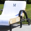Luxury Hotel & Spa Chaise Lounge Cover with Optional Monogramming