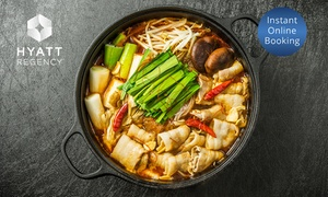 Joe's Oriental Diner: AYCE Steamboat Hotpot with Wine for Two ($59) or Eight ($236) at Award-Winning Joe's Oriental Diner (Up to $472 Value)