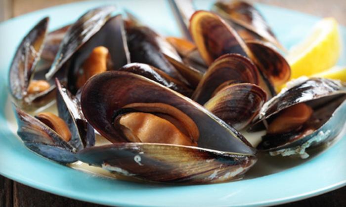 Mojo - Coral Ridge Country Club Estates: $10 Toward Bistro-Style Entrees and Bar Food
