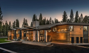 Luxe Lodge with Golf and Spa in Northern California