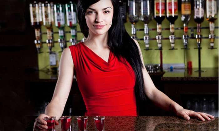 Bartending and Casino College - Tempe: $149 for a Bartending Course with Job-Placement Assistance at Bartending and Casino College ($599 Value)