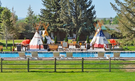 Groupon Deal: 1-Night Stay for Two at Saratoga Resort and Spa in Saratoga, WY.