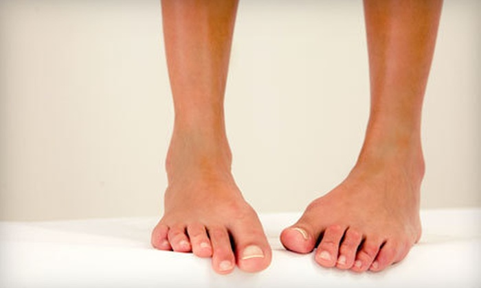 Premier Foot & Ankle Associates - Wyomissing: $225 for a Laser Toenail-Fungus Treatment for 10 Toes at Premier Foot & Ankle Associates ($500 Value)