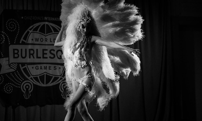 World Burlesque Games 2015 - Phoenix Concert Theatre: World Burlesque Games 2015 at Phoenix Concert Theatre on Saturday, September 19, at 9 p.m. (Up to 43% Off)