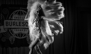 World Burlesque Games 2015 At Phoenix Concert Theatre On Saturday, September 19, At 9 P.m. (up To 43% Off)