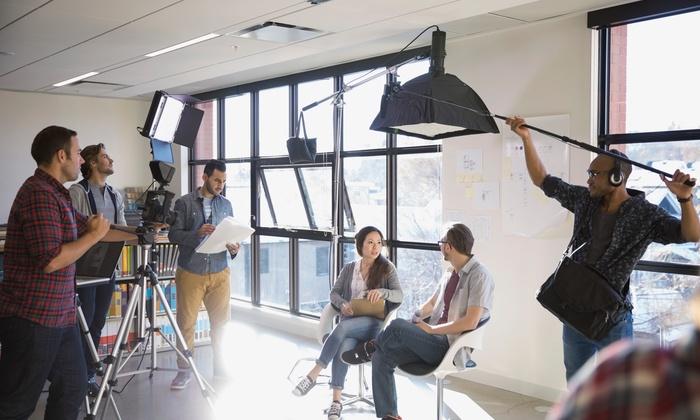 iStudios - Phoenix: $255 for $500 Worth of Services — iStudios Media