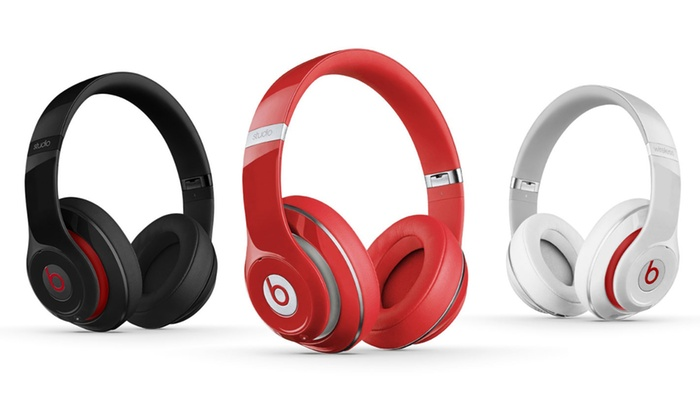Beats by Dr. Dre Studio 2.0 Wireless Over-the-Ear Headphones ... b0a0321c8888