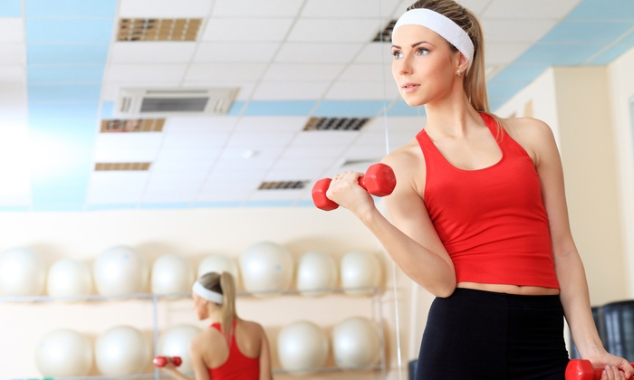 Women's Fitness Power Up - Village Seven: 10 or 20 Strength and Conditioning Classes at Women's Fitness Power Up (Up to 65% Off)