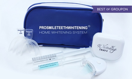 87% Off from Pro Smile Teeth Whitening