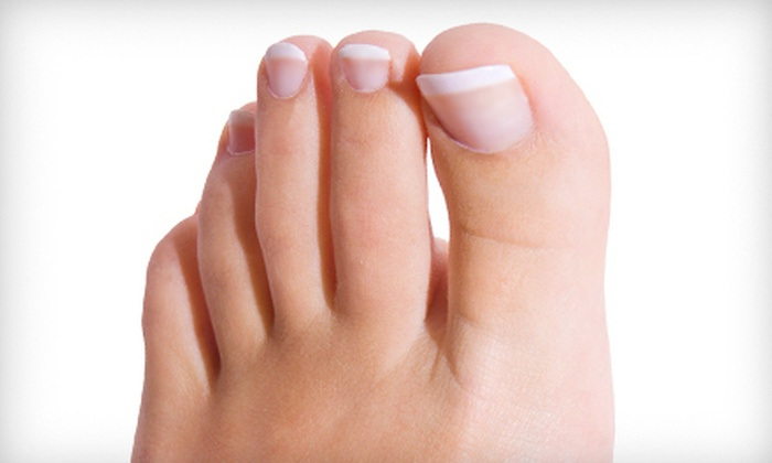 Global Podiatry - Bath Beach: Laser Toenail-Fungus Removal for One or Both Feet at Global Podiatry in Brooklyn (Up to 59% Off)