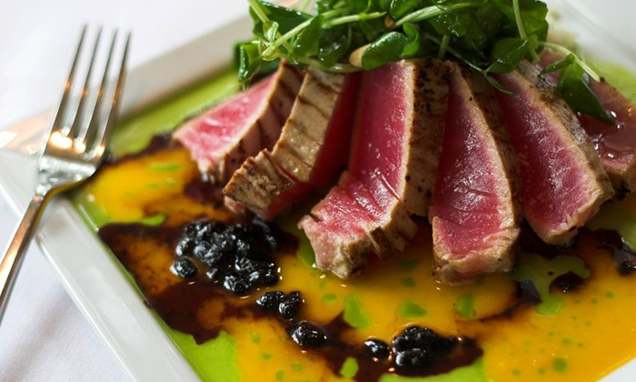 Cadwell's Grille - Deerfield: $22 for $40 Worth of Upscale American Cuisine and Drinks at Cadwell's Grille