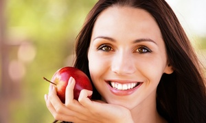 Cooley Smiles: $149 for Exam, X-Ray, Pano, Cleaning, and Take Home Whitening Trays at Cooley Smiles ($731 Value)