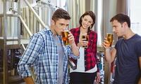 Brauereiführung mit Bier sowie Hauptgericht und Dessert nach Wahl in der August Gleumes Brauerei