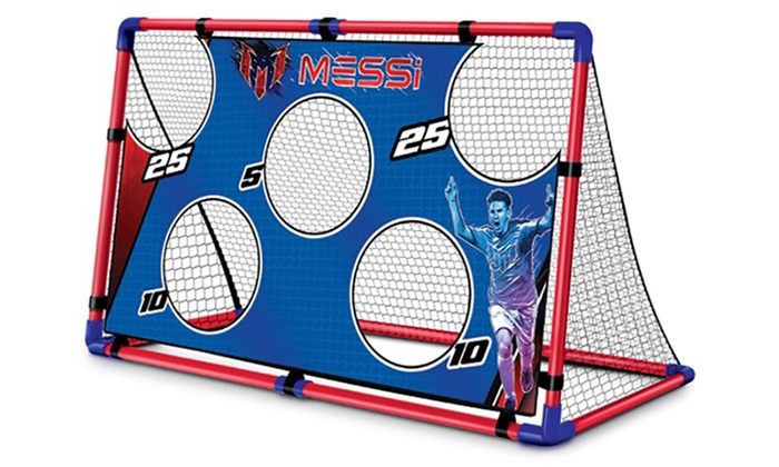 One or Two Lionel Messi Training Goals for £32.98