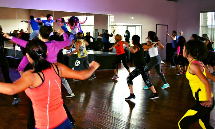 The Z Spot LV - Spring Valley: 10 or 20 Fitness Classes at The Z Spot LV (Up to 55% Off)