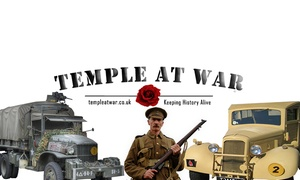 Temple At War: Temple at War in Cressing, 14-15 May