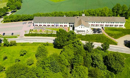 Limburg: 1-7 Nächte für Zwei inkl. Eintritt ins Casino und opt. 1x 3-Gänge-Dinner im 4* BEST WESTERN Hotel Slenaken