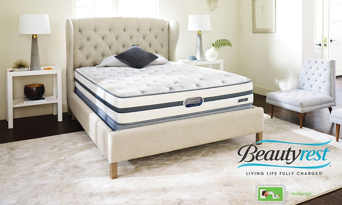 Simmons Beautyrest Mattress Set