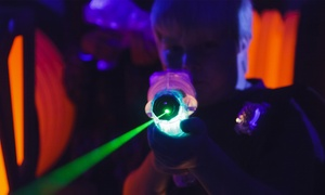 LaserPlay: Double Session of Laser Tag for Two, Four, Six, or Eight at LaserPlay (Up to 46% Off)