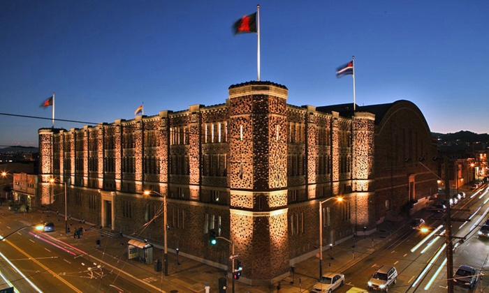 SF Armory - Mission: $30 for Armory Tour for Two at SF Armory (Up to $50 Value)