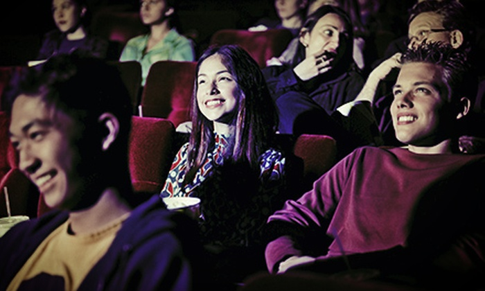 Elvis Cinemas - Multiple Locations: Movie with Medium Drinks and Small Popcorns for Two or Four at Elvis Cinemas (Up to 54% Off)