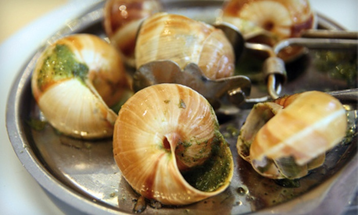 Les Noces Du Figaro - Downtown Los Angeles: Prix Fixe French Meal with Appetizers and Entrees for Two or Four at Les Noces Du Figaro (Up to 52% Off)