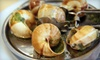 Les Noces Du Figaro-CLOSED - Downtown Los Angeles: Prix Fixe French Meal with Appetizers and Entrees for Two or Four at Les Noces Du Figaro (Up to 52% Off)