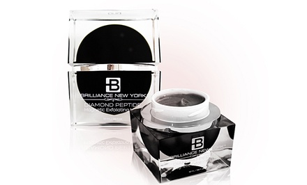 Brilliance New York Diamond Peptide Magnetic Exfoliating Mask; 1.69 fl. oz.