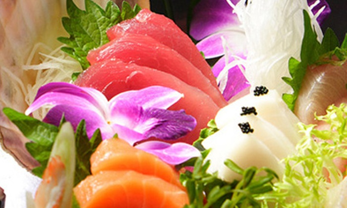 Midori Japanese Restaurant - Piscataway: $11 for $20 Worth of Cuisine at Midori Japanese Restaurant. Two Options Available.