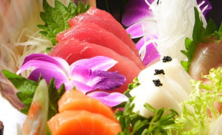 $11 for $20 Worth of Cuisine at Midori Japanese Restaurant. Two Options Available.