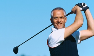 Kyle Rich Golf Academy at Bogies Indoor Golf Club: Indoor Golf Lessons from Kyle Rich Golf Academy at Bogies Indoor Golf Club (Up to 61% Off). Three Options.