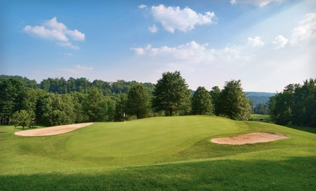 Lakeside Golf Resort in West Virginia