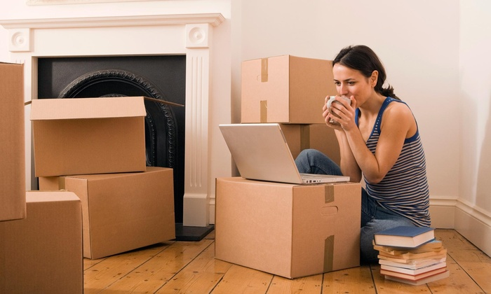 Sea Tac Nationwide Movers Llc - Seattle: 120 Minutes of Services with 2 Movers and Use of 2 Wardrobe Boxes from Sea Tac Nationwide Movers llc (50% Off)