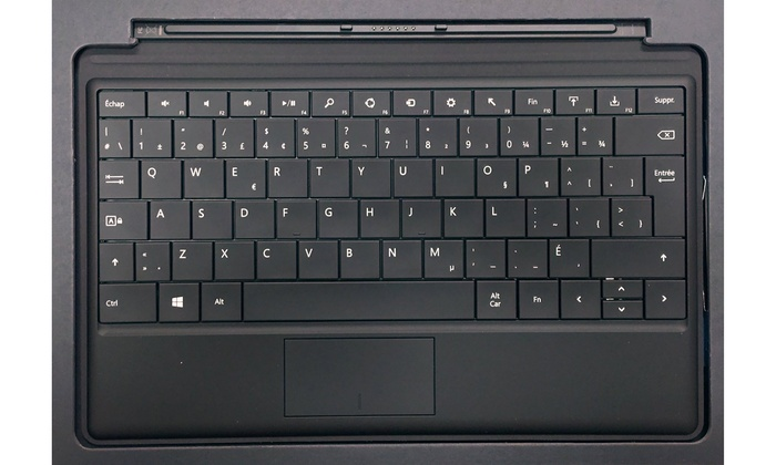 how to use surface keyboard