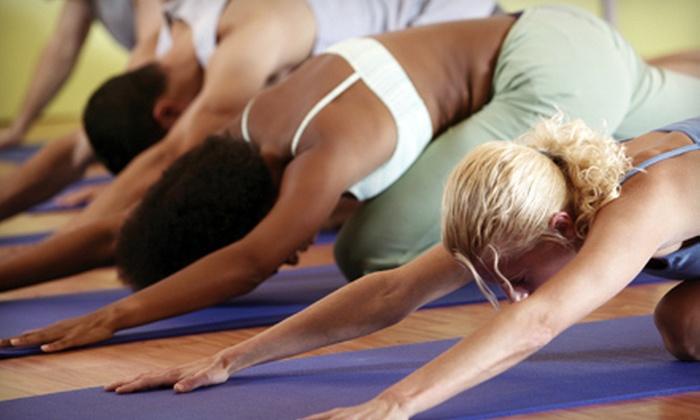 CrossFit Around the Corner - Edgewood: 20 or 35 Yoga Classes at CrossFit Around the Corner (88% Off)