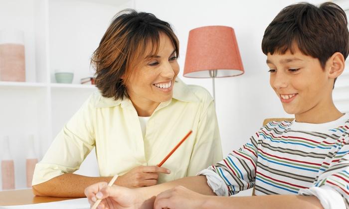Brainy Learning Center - Brainy Learning Center: 4 or 8 Educational Classes (K-8) or SAT Prep Program with Materials at Brainy Learning Center (Up to 76% Off)
