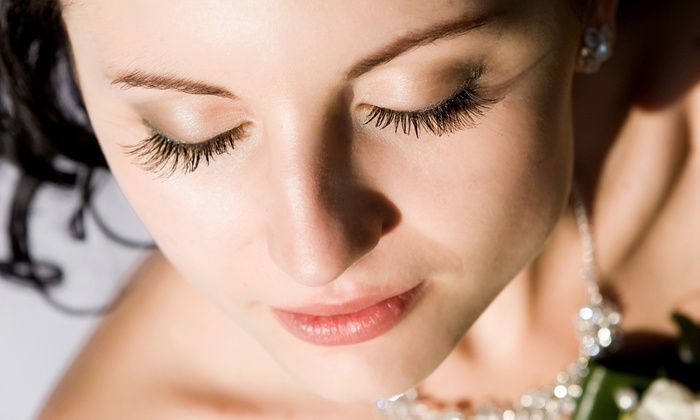 The Vein Clinic - Carmel Valley: Eyelash Extensions with Up to30, 45, or 60 Lashes Per Eye at The Vein Clinic (Up to 69% Off)