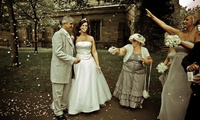 Wedding Photography with Two Photographers: Bronze, Silver or Gold Package by Anna & Ema Photography