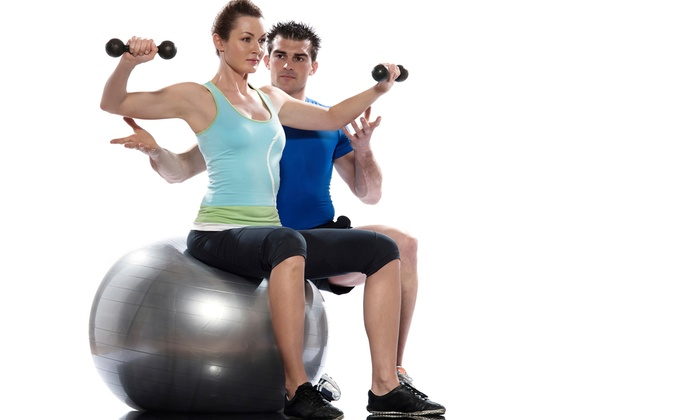 Infinity Fitness - Centennial: $69 for Two Intro Personal-Training Sessions at Infinity Fitness ($139 Value)