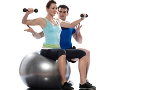 Infinity Fitness: $69 for Two Intro Personal-Training Sessions at Infinity Fitness ($139 Value)