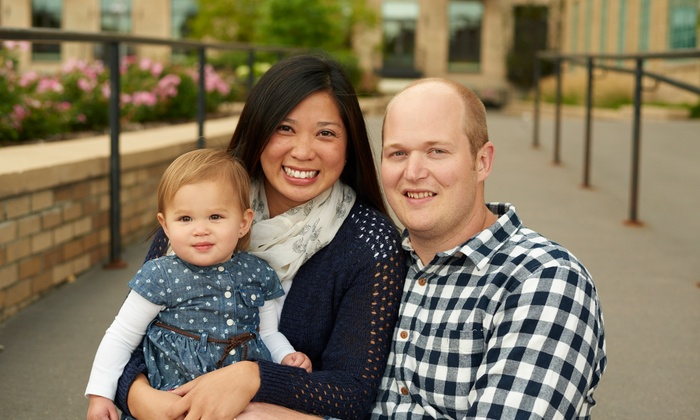 Yantes Photo - Minneapolis / St Paul: 30-Minute Family Photo Shoot from YANTES PHOTO (72% Off)