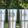 Personalized Stainless Steel Tumblers (Up to 65% Off)