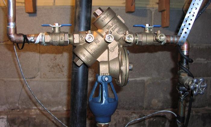 E-Backflow LLC - Denver: Plumbing Inspection from E-Backflow (44% Off)