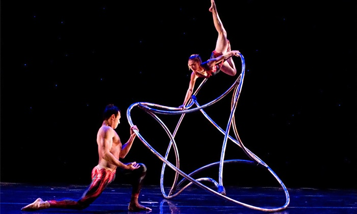 MOMIX 35th Anniversary Celebration - Warner Theatre: MOMIX 35th Anniversary Celebration at Warner Theatre on January 17 or 18 (Up to 34% Off)