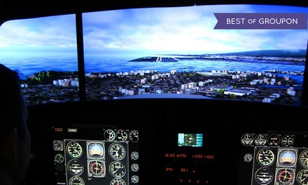 $99 For a Flight Simulator Session for One or Two at Southwest Flight Center (a $270 Value)